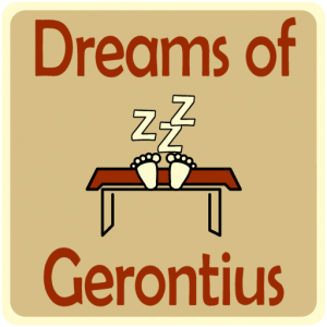 Dreams of Gerontius logo