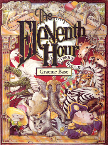 11th Hour book cover