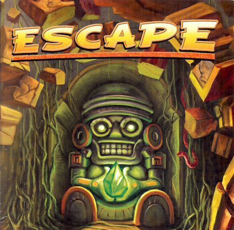 Escape box art
