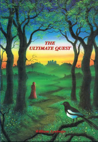 Ultimate quest book cover