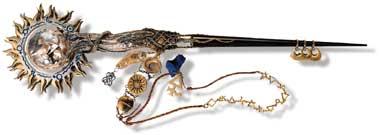 Merlin Mystery wand