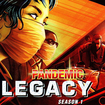 Pandemic Legacy Tutorial Games The Dreams Of Gerontius