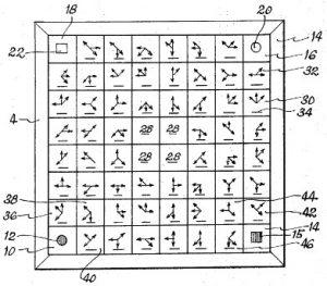 Patent US3820791
