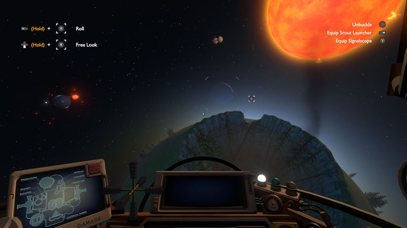 Outer Wilds launch