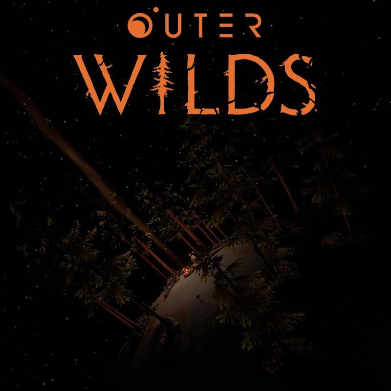 Outer Wilds title screen